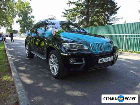 Прокат авто на свадьбу Барнаул