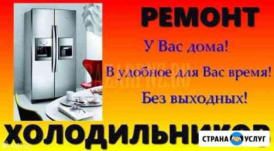 Ремонт холодильников на дому Ахтубинск