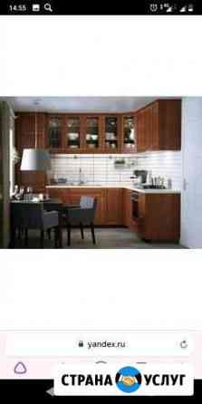 Кухни, шкафы-купэ и любая корпусная мебель Обнинск
