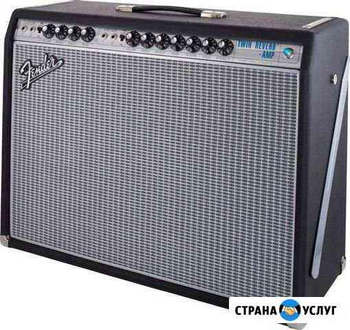 Fender twin reverb Калининград