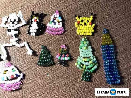 Поделки из бисера Чапаевск