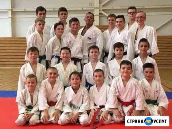Клуб каратэ Новомосковск