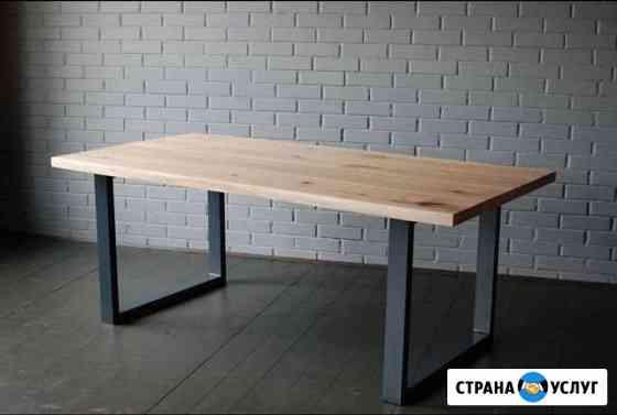 Производство мебели в стиле лофт Архангельск