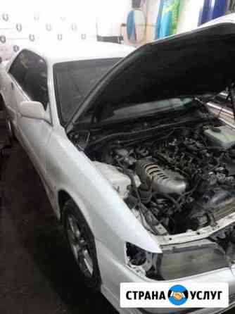 Ремонт автомобилей,Замена масла,ремонт ходовой час Владивосток