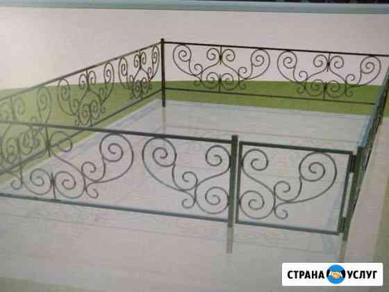 Изготовление, благоустройство Челябинск