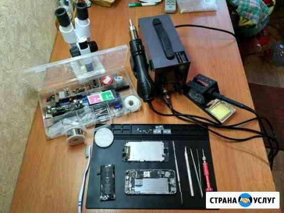 Ремонт телефонов, планшетов, ноутбуков Владимир