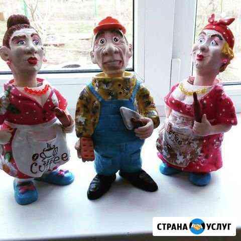 Тематические фигурки на заказ Краснодар