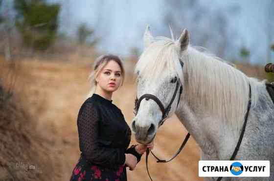 Фотосессии с лошадьми Киржач