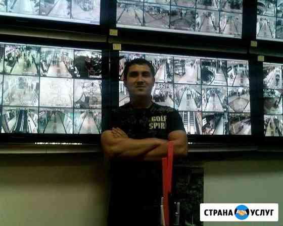 Монтаж систем видеонаблюдения Чебоксары
