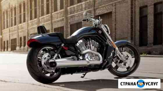 Мотоцикл для фотосессии Орёл