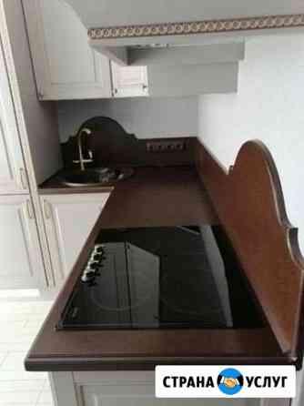 Столешницы для кухни от производителя Дзержинск
