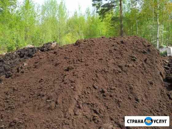 Приму грунт в Гусь-Хрустальном районе Курлово
