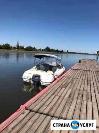 Аренда катера Астрахань