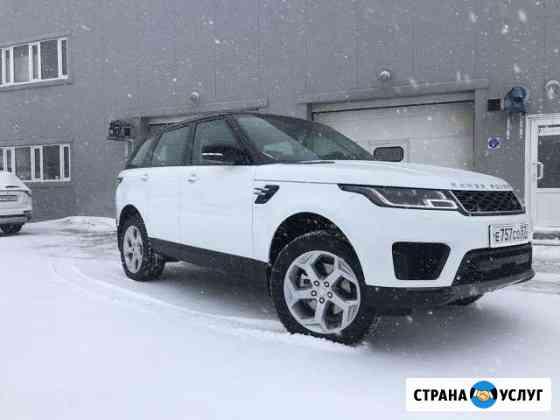 Аренда авто range rover sport для свадьбы Орёл