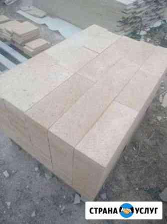 Облицовочный камень с первых рук работаем 16лет ка Дербент
