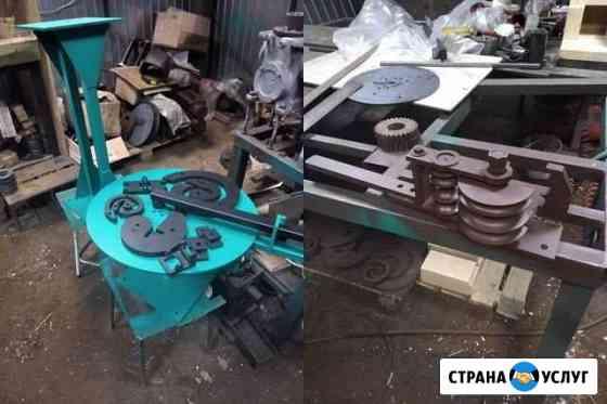 Производство трубогибов и блоков гусиная лапка Котлас