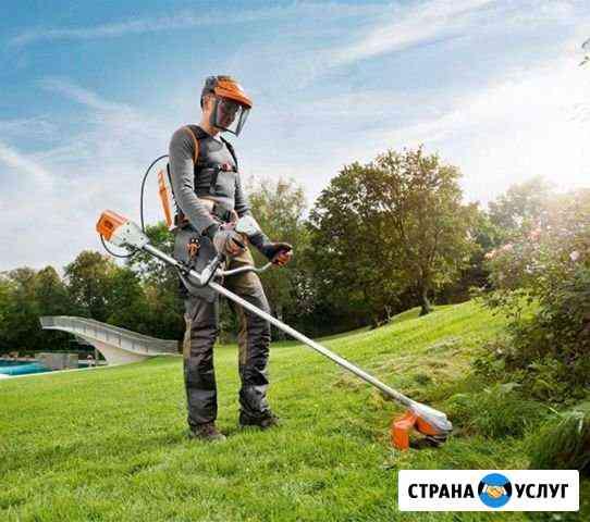 Покос травы в Ярославле и области Ярославль