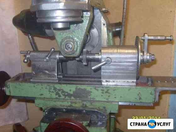 Токарные и фрезерные работы Ульяновск
