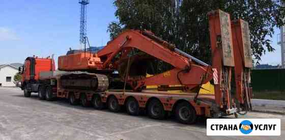 Перевозка негабаритных грузов Владивосток