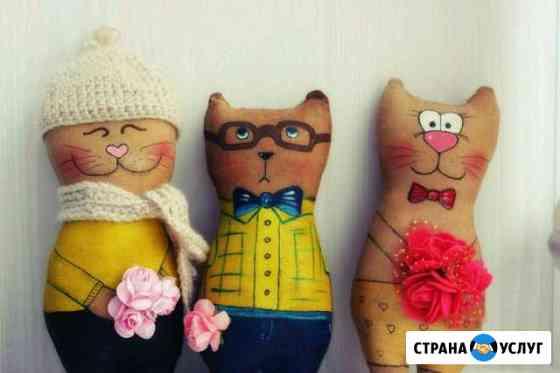 Сувенирные котики, мышки Самара