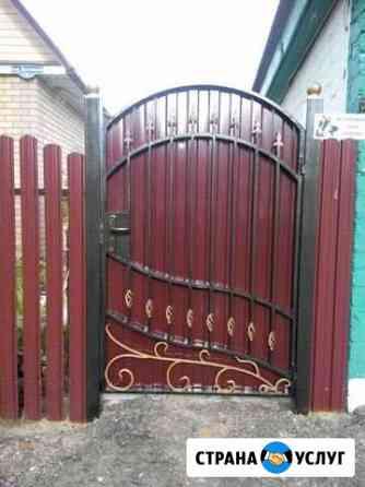 Кованные изделия.Калитки,ворота,мангалы Приволжск
