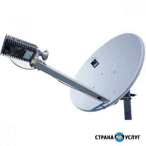Установка интернета в деревню для удалённой работы Дорогобуж