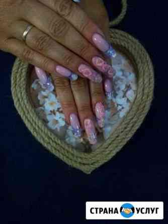 Наращивание ногтей Сыктывкар