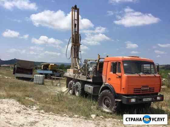 Бурение скважин на воду в Севастополе Севастополь