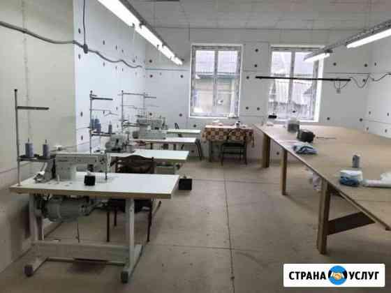 Швейный цех примет заказы на давальческой основе Иваново