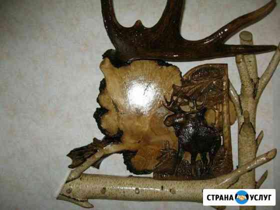 Охотничьи трофеи на заказ образец Мичуринск