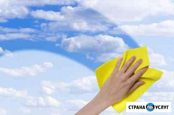 Мытьё окон Мончегорск