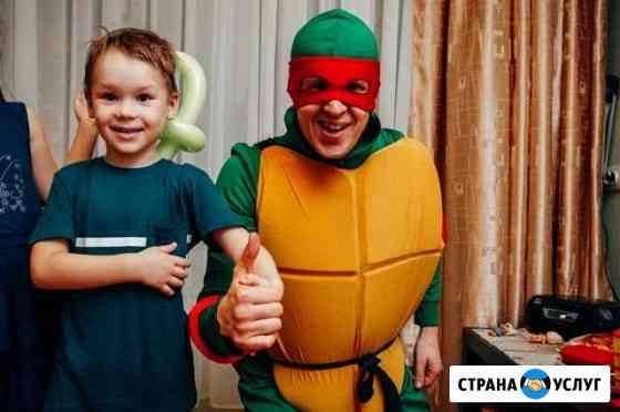 Аниматор на детский праздник. Шоу программы Александров