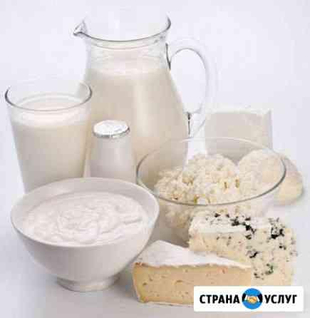 Молочные продукты с доставкой надом Шумерля
