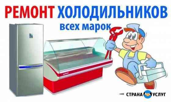 Ремонт холодильного оборудования и сма Новые Лапсары