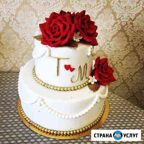 Тортики на заказ Каспийск