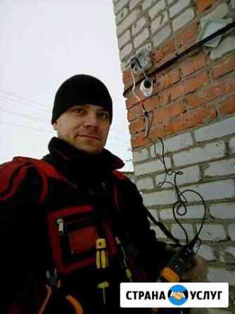 Видеонаблюдение: мы поможем Краснообск