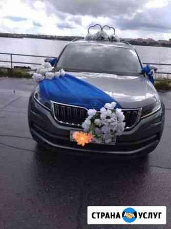 Машина для свадьбы Череповец