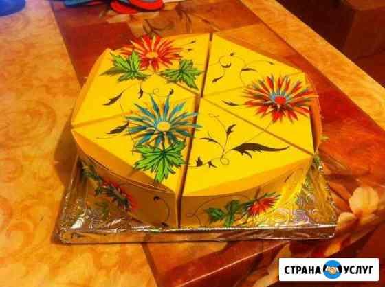 Торт с пожеланиями Абакан