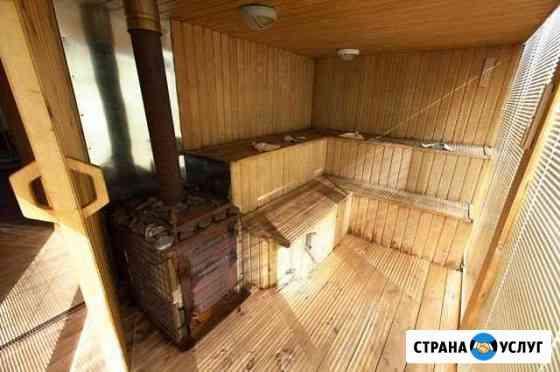 Баня на дровах Севастополь