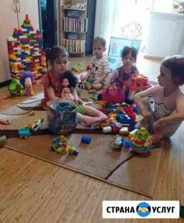 Частный детский сад на дому Благовещенск