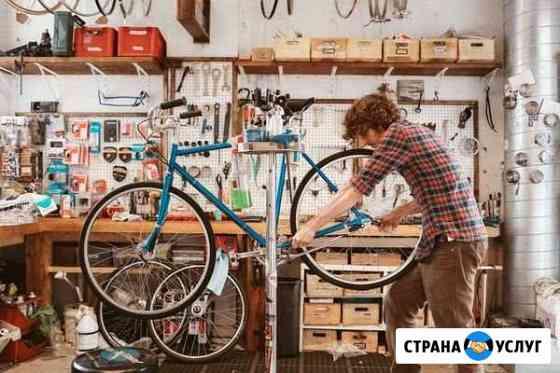 Веломастерская / Ремонт велосипедов Брагино Ярославль