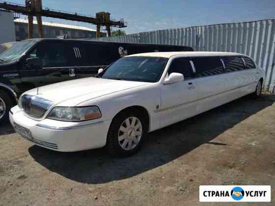 Прокат лимузина Lincoln Тюмень