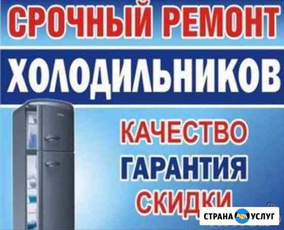 Ремонт холодильников всех марок на дому Липецк