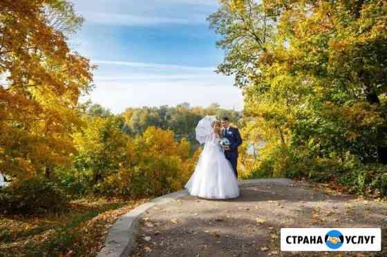 Видео -фото съемка свадеб,изготовление книг Новомосковск