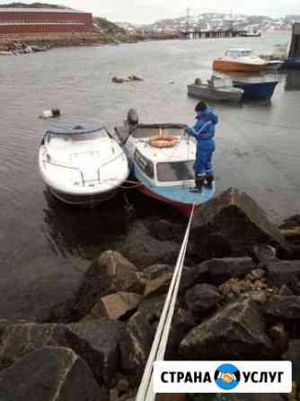 Морская рыбалка п.Териберка Мурманск