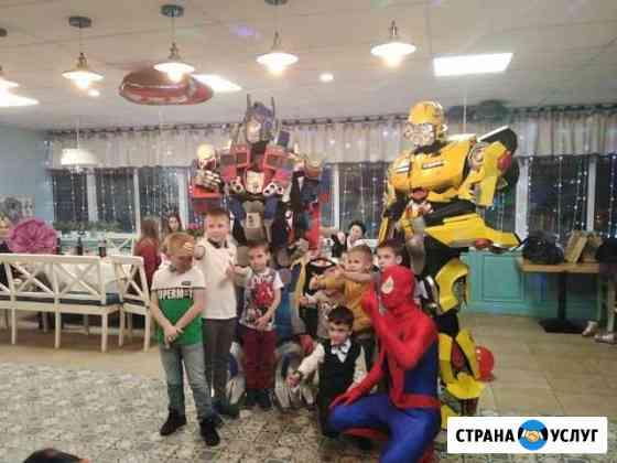 Аниматоры и трансформеры Белгород
