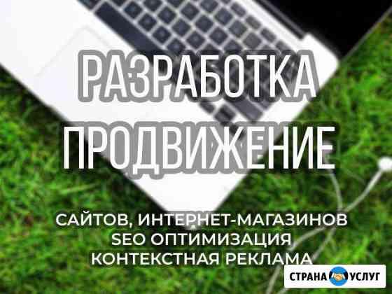 Сайты сео продвижение контекстная реклама Самара