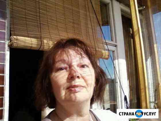Патронажная сестра, сиделка Санкт-Петербург