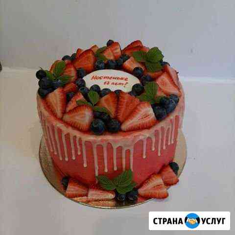 Торт Петергоф