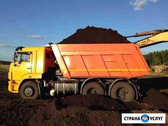 Чернозём плодородный Курск
